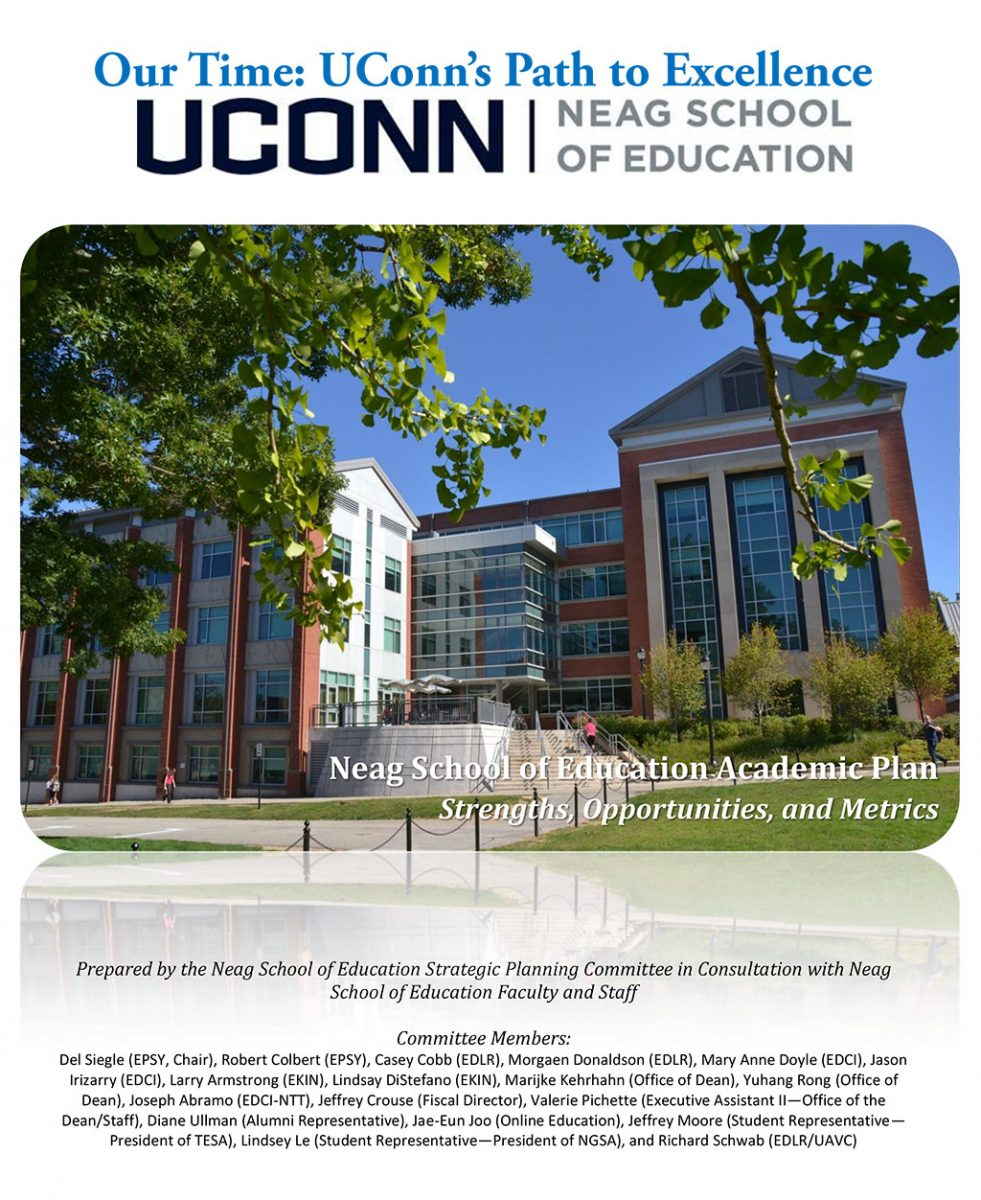Neag School Academic Vision