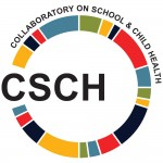 Collaboratory on School and Child Health (CSCH) logo.