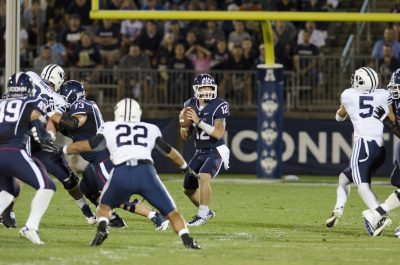 Casey Cochran; UConn Football; Brigham Young University; Concussion