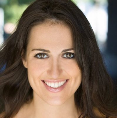 Amanda Slavin, alum of Neag School of Education at UConn, now CEO at CatalystCreativ