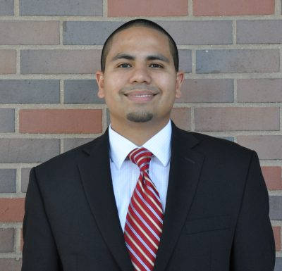 Robert Cotto Jr; DDS; Dean's Doctoral Scholar; Ph.D. student; UConn; Neag School of Education