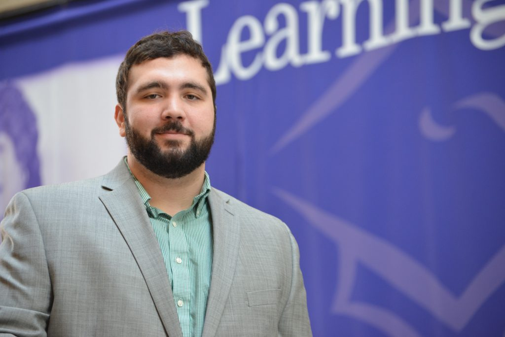 DDS; Dean's Doctoral Scholar; Neag School of Education at UConn; Ph.D. Student Dakota Cintron