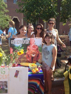 Kelsey Karp; TCPCG; Spring Valley Student Farm at UConn