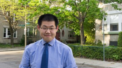 Xin Xu; DDS; Dean's Doctoral Scholar; Neag School of Education at UConn; Ph.D. Student