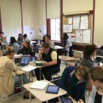 Human Rights; Early College Experience course; UConn Neag School of Education