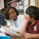 Symone James; NCTAF; Education Policy; Teaching in America