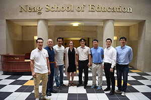 Sport management; Korean alumni