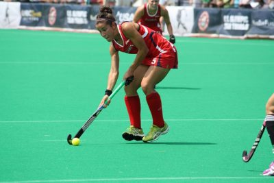 Melissa Gonzalez; Field Hockey; Olympics