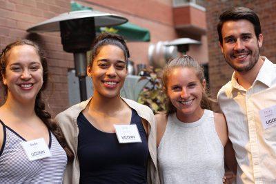 Sport Management Alumni Networking in Hartford