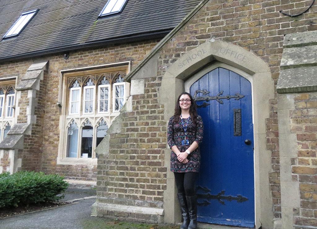 Jacqueline Baril; London Teaching Internship; Study Abroad