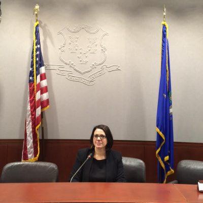 Bianca Montrosse-Moorhead; Connecticut General Assembly; Hartford