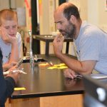 Arthur Lerner; Teacher Certification Program for College Graduates; Norwich Free Academy STEM Camp