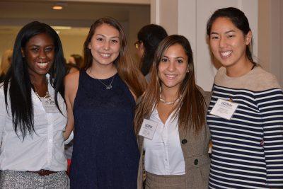 Diversity Dinner; UConn Neag School of Education; 2016