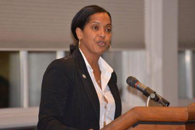 Jahana Hayes National Teacher of the Year
