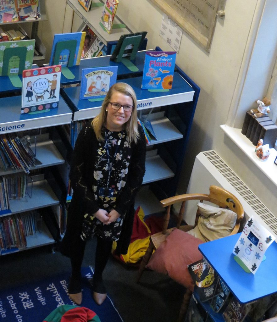 Caroline Katzman; London Teaching Internship Program