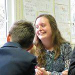 Julia Lachut; London Teaching Internship Program