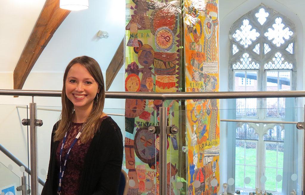 Lauren Lukasik; London Teaching Internship; Study Abroad
