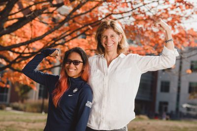 Jessica Wu; Global Sports Mentoring Program; Laura Burton