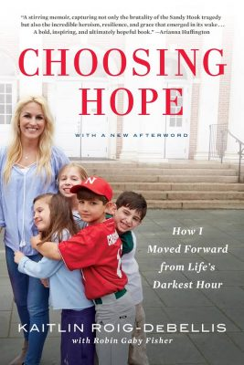Alum Kaitlin Roig-DeBellis Choosing Hope
