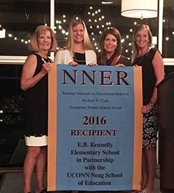 NNER award