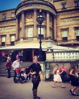 Julia Lachut; London Teaching Internship Program