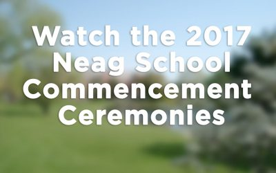 Click for Live Stream of Commencement Ceremonies