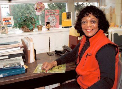 Professor Emerita Alexinia Baldwin