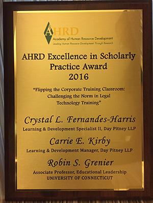Grenier award