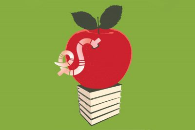 Apple Illustration (Getty Images)