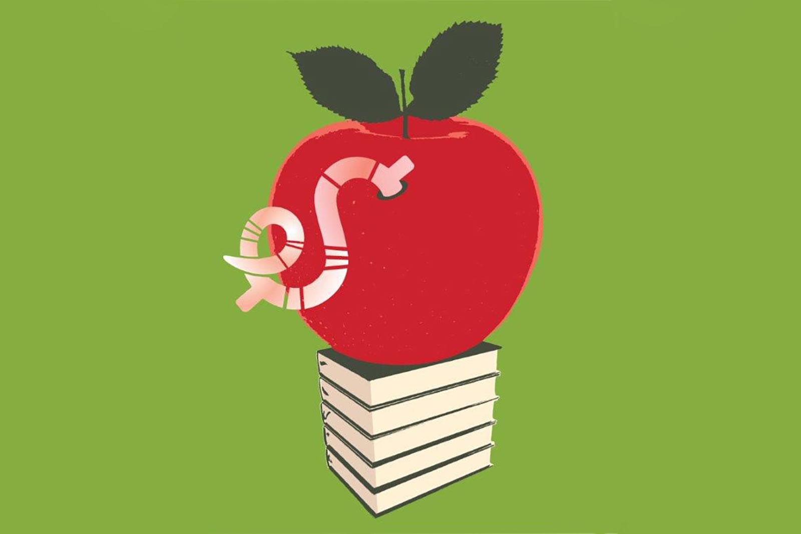 Apple Illustration (Getty Images)