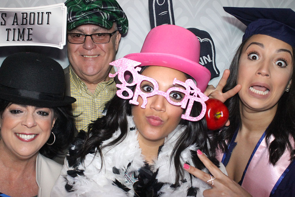 Undergraduates Photo Booth Album
