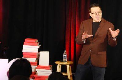Ron Beghetto TedxUConn Talk