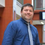 Alum and Current Ph.D. student Kevin Liner