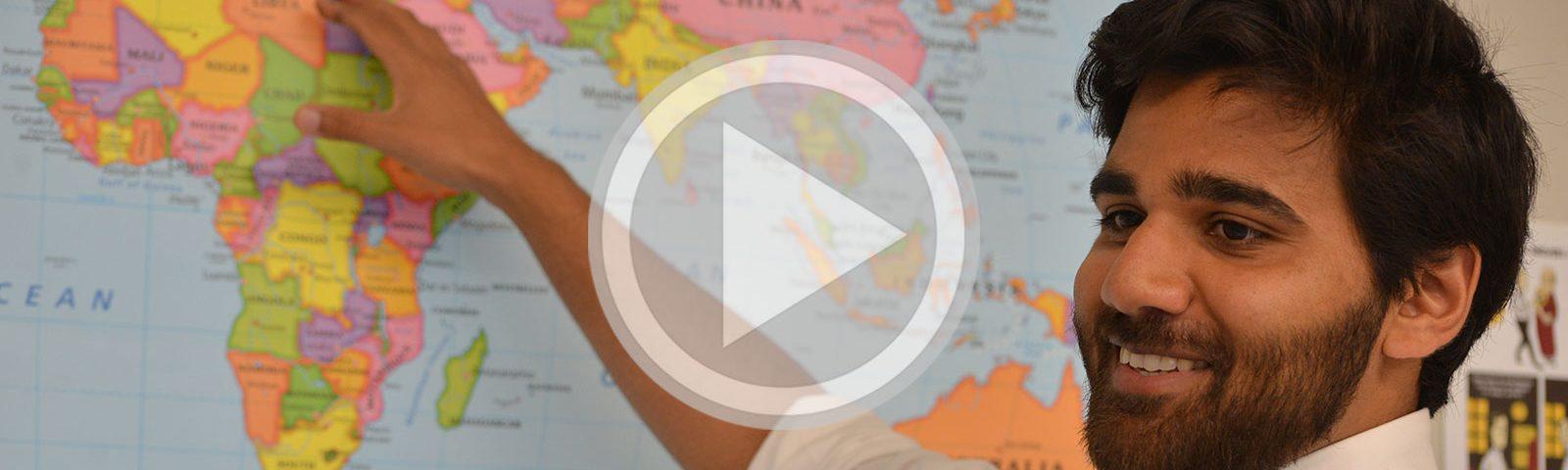 Video of Parag Bhuva, TCPCG Alum