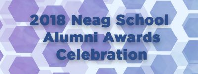 Neag School 2018 Alumni Awards Celebration