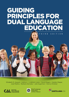 Elizabeth Howard is the lead author of the third edition of Guiding Principles for Dual Language Education, released in November.