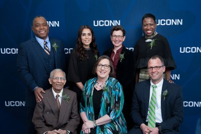Seven Neag School Alumni Award Recipients for 2018