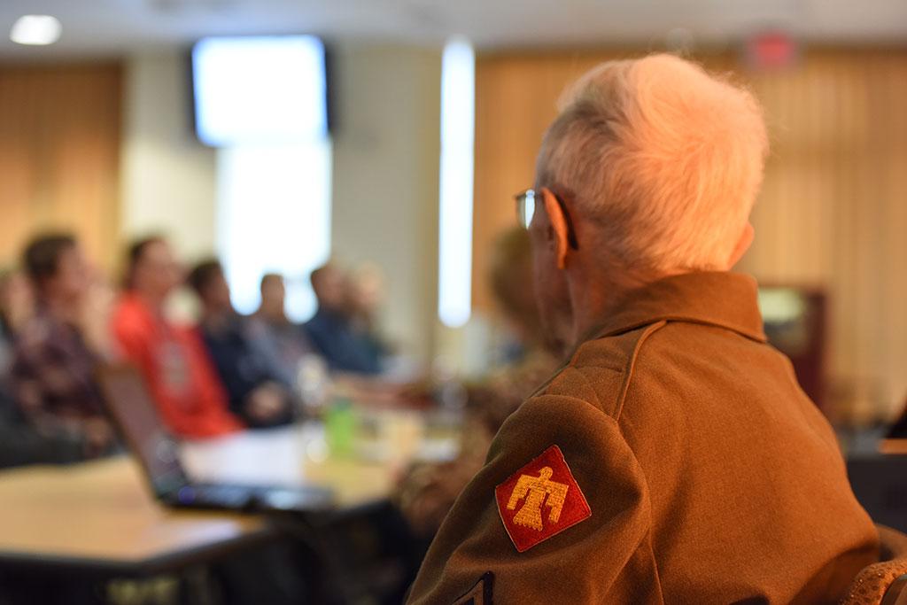 Ben Cooper, WWII veteran