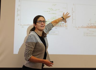 Sarah Turner, CEPA Speaker Series Guest