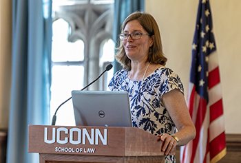 The Neag School of Education co-hosted a Dual Language Symposium onJuly 31, 2018 at the UConn Law School. Co-sponsors included MABE and DuLCE.