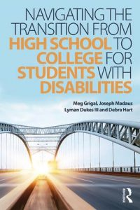 Cover of Joe Madaus' book, among the Neag School' 2018 Faculty Publications.