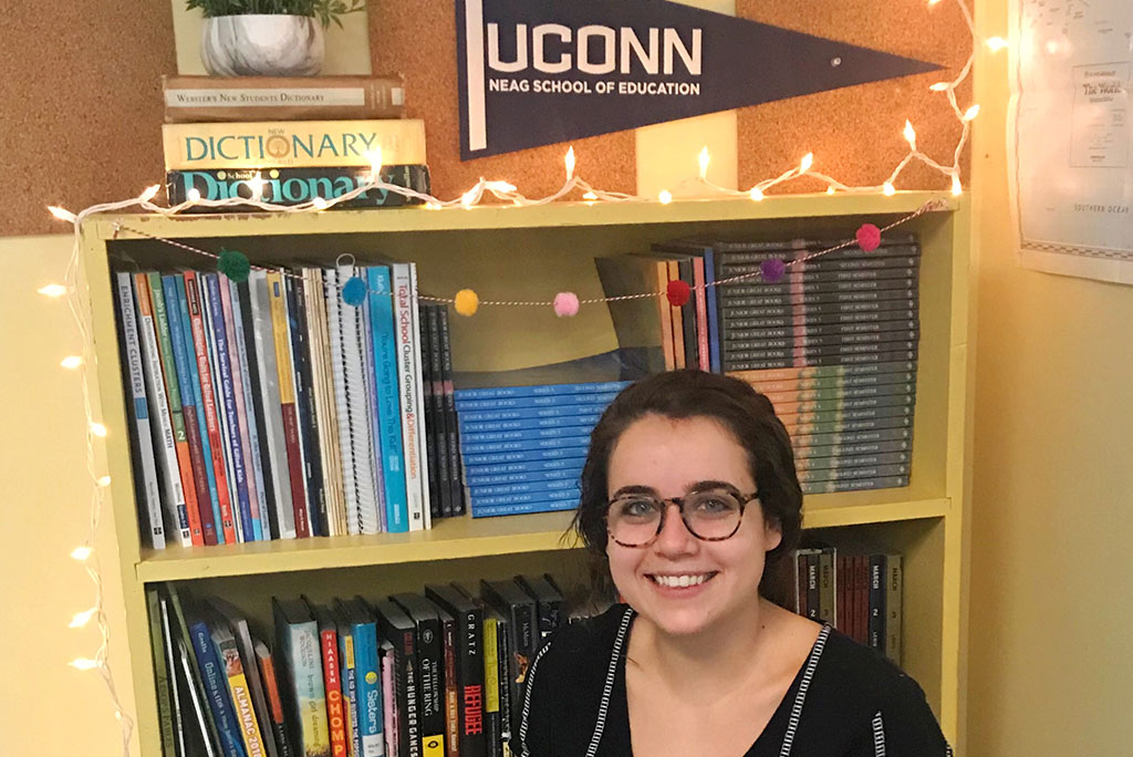 Alumna Jessica Stargardter '16 (ED), '17 MA