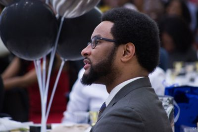Joseph Cooper received the UConn NAACP chapter's Faculty Lifetime Achievement award this spring. (Photo courtesy of the UConn NAACP chapter)