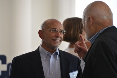 Former Neag School dean Thomas DeFranco retires this spring after nearly 28 years with UConn.