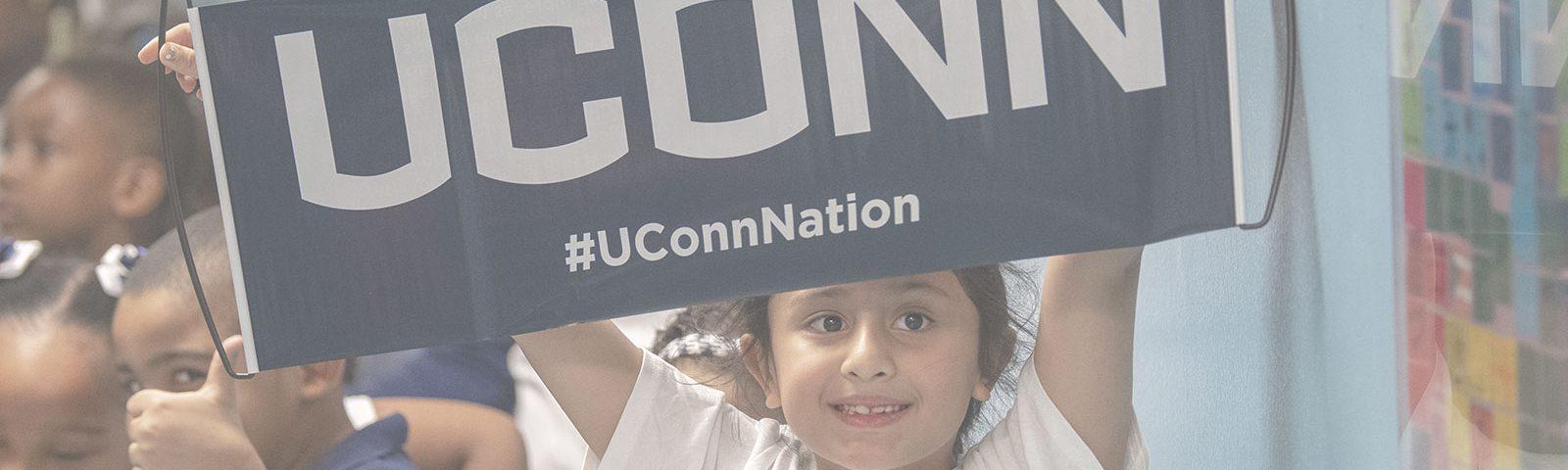 "Hartford Schoolchildren Celebrate ""UConn Day"" Check out the photo album"