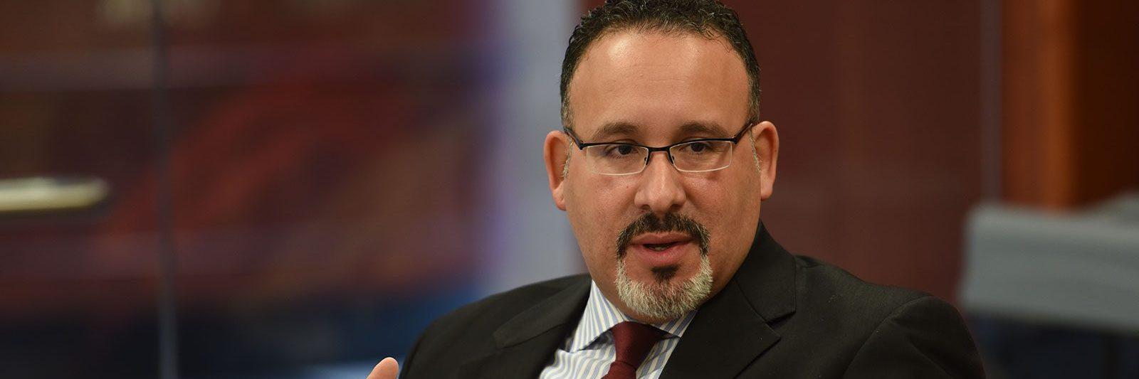 Miguel Cardona, Neag School Alumnus, Named U.S. Education Secretary