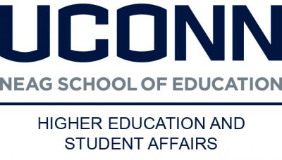 Higher Education and Student Affairs Logo