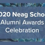 Logo for 2020 Neag School Alumni Awards Celebration