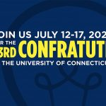 Join us July 12-17,2020 for the 43rd Confratute at the University of Connecticut