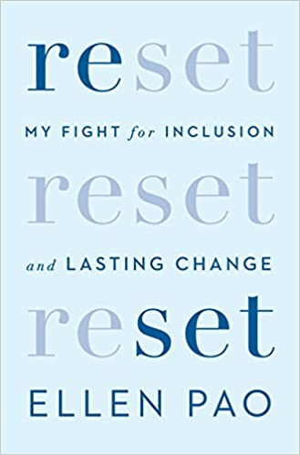 Reset by Ellen Pao book cover.